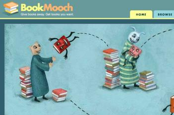 The New Mooch Economy: Swapping Your Old Books Online
