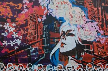 Capturing the Energy of Place in Paint
