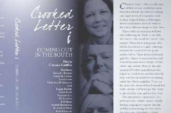 Crooked Letter: Essays on Coming Out in the South