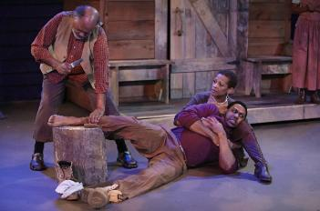 Race Issues Transcend Eras in ATC's New Production