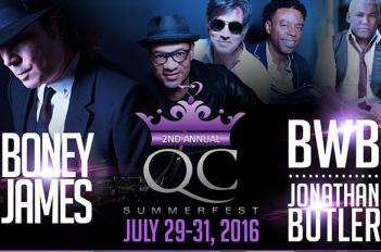 Jazz Comes to the QC This Summer - But Is It Jazz?