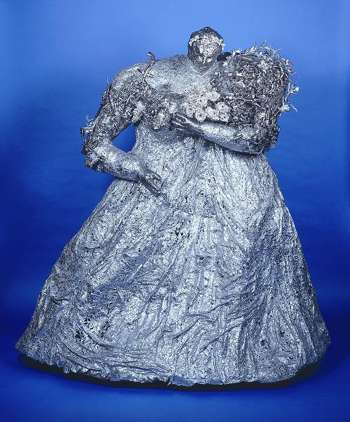 Niki de Saint Phalle, The Bride