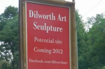 Dilworth Art Sculpture Project Part 1 - Up and Running