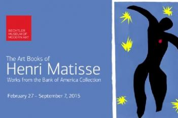 The Art Books of Henri Matisse